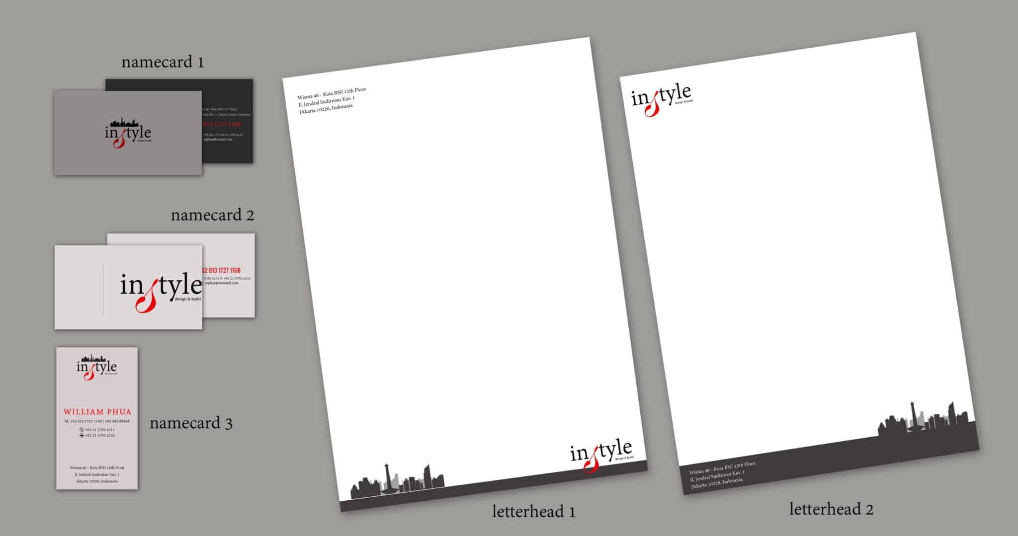 Instyle Interior Designer A K Webdesign